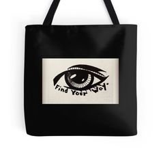 Find Your Way (Eye) by Anne Marie Price.  www.AnneMariePrice.com  #AnneMariePrice #drawing #eye #gift #totebag #home Ink Pen Art, Classic T Shirts, Finding Yourself, Reusable Tote Bags, Drawing, Eyes, Gifts, Stuff To Buy, Black