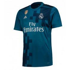 Real Madrid Kolmaspaita 17-18