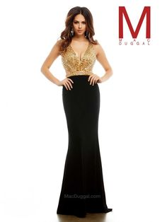 65439A | Mac Duggal at Crowning Around in Lawton ok 580/355-8855