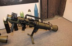 Carl Gustaf recoilless rifle with different types of ammunition Military Weapons, Weapons Guns, Guns And Ammo, Zombie Survival Gear, Brothers In Arms, Submachine Gun, Special Ops, Female Soldier, Cool Guns