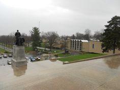 McKinley Science Center & burial site