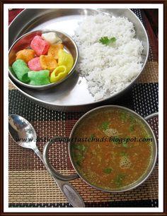 Seduce Your Tastebuds...: Mysore Rasam