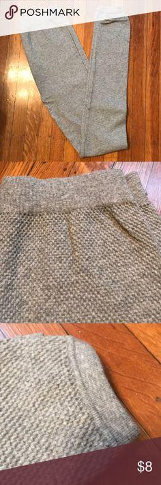 Thermal Leggings Super warm thermal leggings!!! EUC!! Pants Leggings