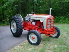 1957 Ford 841 Powermaster | This tractor served its entire life in central NC. I have just ...