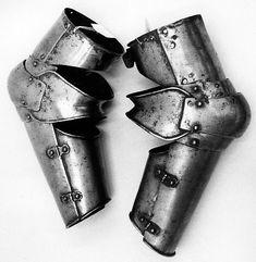 Three-Quarter Armor   probably German   The Met