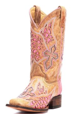 Roper Women's American Flag Snip Toe Cowboy Boots - Distressed Red ...