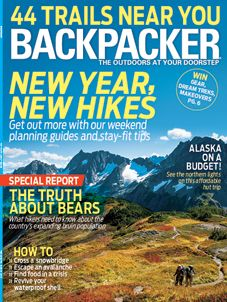 February/March Table of Contents | Backpacker Magazine