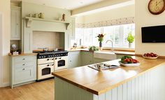 From natural stone and wood to composites and laminates, the material you choose for your kitchen worktops will make a big impact on how your kitchen feels
