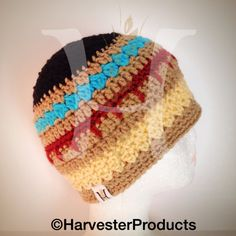 Disney Princess Pocahontas themed crochet by HarvesterProducts, $35.00