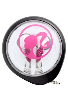 Turn up the music and the sparkle with these Barbie earbuds. $19