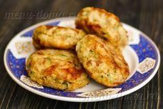 Очень вкусные и сочные рыбные котлеты (из минтая или хека)