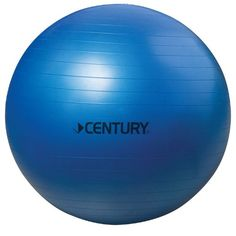 Century Fitness Ball, Blue, 75 cm