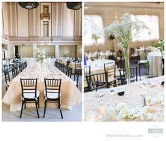 Sacramento Grand Ballroom Wedding Reception Setup U Me Us Studios Http