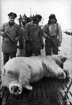 Unusual photos of U-boat activity | Forums
