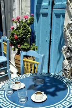 Wie wär's mit einem griechischen Kaffee?