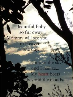 Beautiful baby, so far away. Angel Baby Quotes, Miscarriage Quotes, Miscarriage Awareness, So Far Away, Missing My Son, Heaven Quotes, Stillborn, Child Loss, Loss Quotes