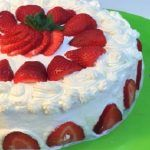 use the real deal (do not make your own heavy cream) ~*~ Pictures are below -- I just made this cake and the frosting -- and the cake is so good you really don't need frosting! Moist Yellow Cakes, Baking Recipes, Dessert Recipes, Corn Cakes, Cream Cake, Baked Goods, Sweet Recipes, Delicious Desserts, Food And Drink