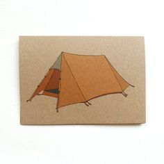 Tent Card no. 1. Awesome printed cards for room decor. | #katebroughton