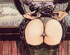 Kai Fine Art is an art website, shows painting and illustration works all over the world. Art And Illustration, Caricatures, Manara Milo, Art Through The Ages, Comic Kunst, Bd Comics, Sexy Cartoons, Manado, Pin Up Art