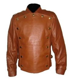 The Rocketeer Billy Campbell Leather Jacket