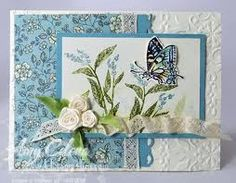 scrapbook butterfly stampin up - Google Search