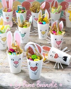 All Details You Need to Know About Home Decoration - Modern Bunny Crafts, Easter Crafts For Kids, Easter Cupcakes, Hoppy Easter, Easter Party, Easter Baskets, Holiday Crafts, Art For Kids, Diy And Crafts