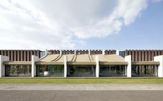Arne Jacobsen - Forum und Rathaus Castrop-Rauxel