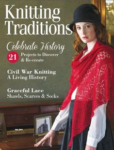 Knitting Crochet Traditions Magazines - This is a paid service