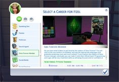 Sims Forever Modder Career by PurpleThistles at Mod The Sims • Sims 4 Updates