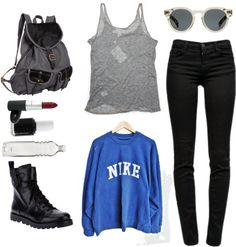 """""""s2s2"""" by fashionisadrug ❤ liked on Polyvore"""