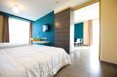 Twin Room #acireale #hotel #Etnacoast #Etna #design #Catania #ibisstylescatania #happymood #ibis #hotel #hotelroom