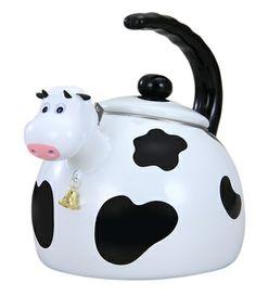 A Loja do Gato Preto | Chaleira Vaca @ Hervidor Vaca #alojadogatopreto