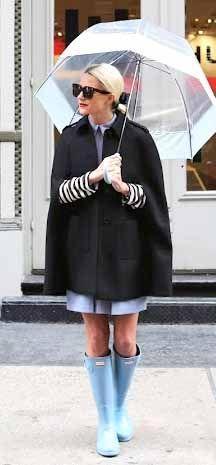 #hunter boots | #umbrella | atlantic-pacific | cape | fashion blogger |