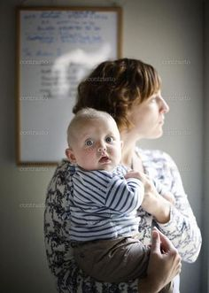 Great mom and child shot only have child looking out window as well