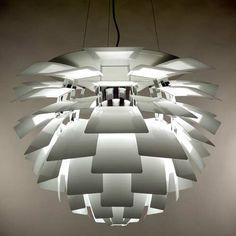 Artichoke Lamp (1958)