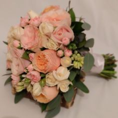 Pastel colours #wedding #flowers by City Blossom