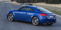 2015 Audi TT : The Quick Guide - http://www.caradvice.com.au/306779/2015-audi-tt-the-quick-guide/