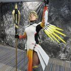 [Self] My Mercy cosplay debut at CONvergence! (full and WIP albums in comments)