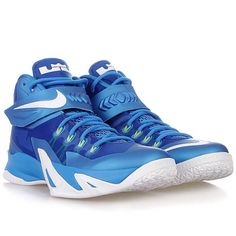 new style f73e8 c2846 Its a safe bet to assume that the Nike Zoom Soldier 8 wont get as much  on-court time as its predecessor in the LeBron takedown series, the Zoom  Soldier ...