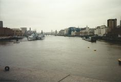 1998 London Bridge from the Tower Bridge