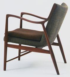 MoMA | The Collection | Finn Juhl. Armchair (model 45). 1945