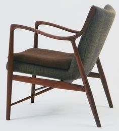 MoMA | The Collection | Finn Juhl. Armchair (model 45). 1945 #GISSLER #interiordesign