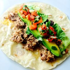Easy (and healthy!) Carnitas