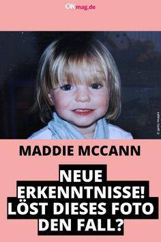 Der Fall der vermissten Madeleine McCann ist einer der meist beachtetsten ungelösten Kriminalfälle der letzten Jahre. Eine neue Dokumentation enthüllt nun weitere Details. #maddiemccann #madeleinemccann #vermisst #okmag Real Life, Youtube, People, Pictures, Madeleine, No Way, The Documentary, Laughing, People Illustration