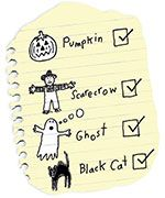 Fun Halloween Traditions...new ones I've never heard of!  The Great pumpkin, Trick-or-Treat-Hide-n-Seek, and the Sugar Witch