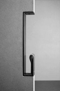 Olson Kundig Architects - Peek sliding door pull