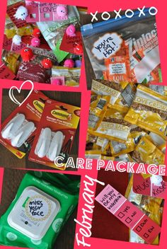Care Packages <3