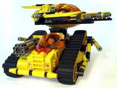 Hybrid Attack Tank