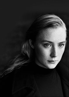 Saoirse Ronan photographed by Paolo Roversi for T Magazine (2013)