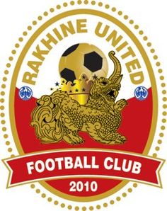 2010, Rakhine United F.C. (Sittwe, Myanmar) #RakhineUnitedFC #Sittwe #Myanmar (L12245)